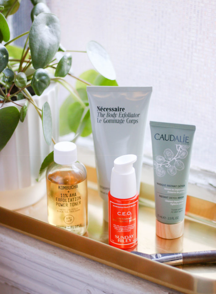 clean skincare products from sephora